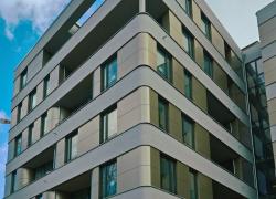 Lützowstrasse, Berlin, Alucobond Fassade