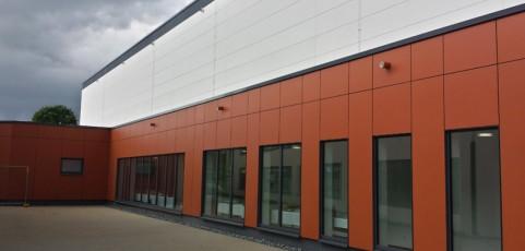 Sporthalle Schkeuditz