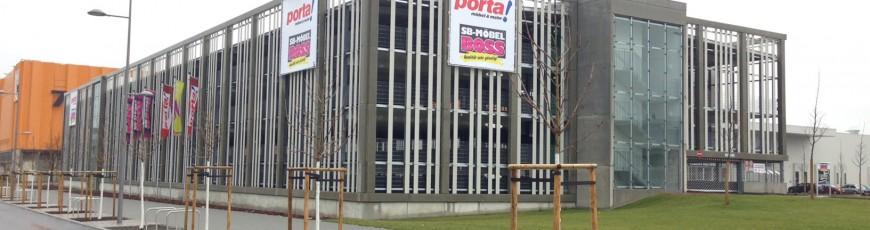 Parkhaus Porta Alte Messe Leipzig