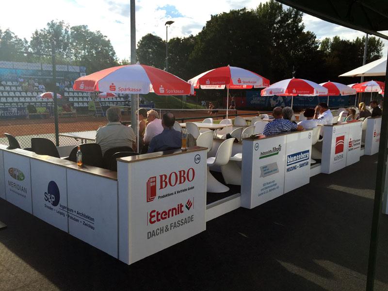 Eternit und BOBO bei den Leipzig Open